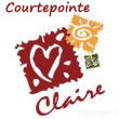 Courtepointe Claire